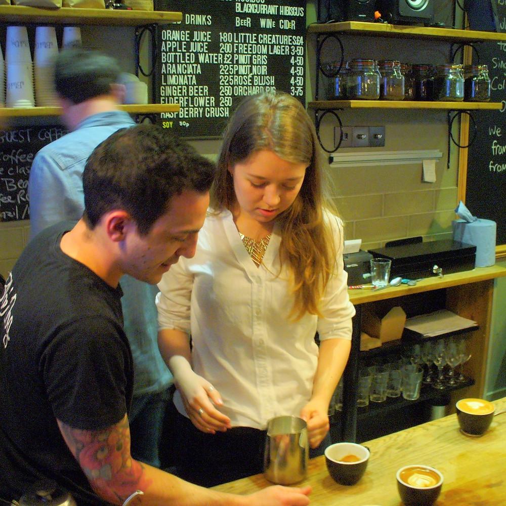 Tunbridge Wells Latte Art