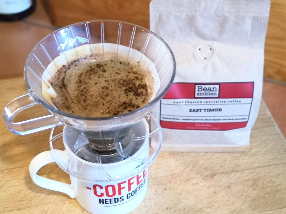 East Timor Filter Coffee Bean Smitten