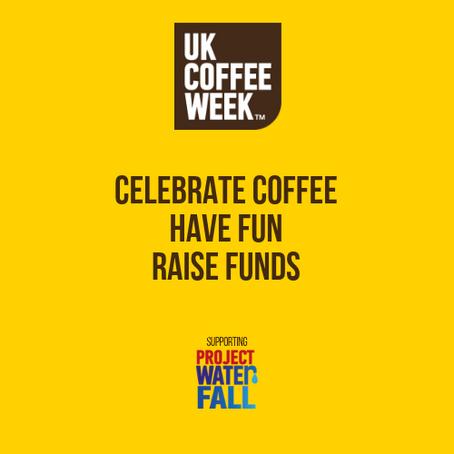 UK Coffee Week 2019: Celebrate Coffee, Support Coffee Growers.