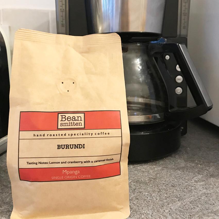 Burundi Mpanga Coffee Beans