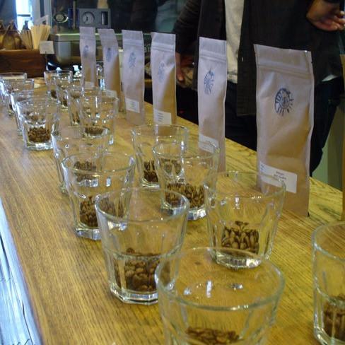 Tunbridge Wells Coffee Tasting