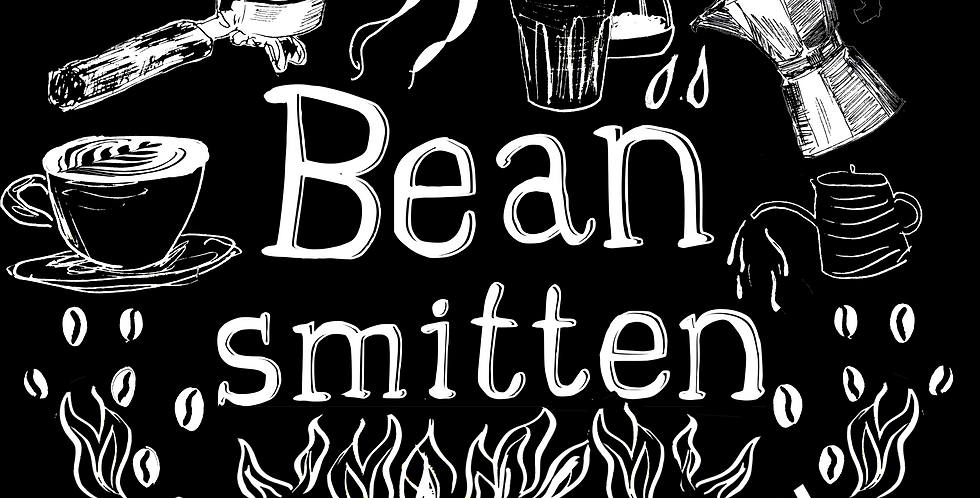 Bean-Smitten-Coffee-Lover-Unisex-T-Shirt-Black
