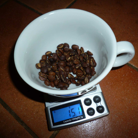 Why using scales can help you achieve a perfect cup of coffee