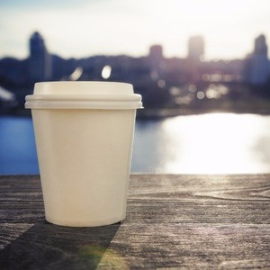 Recyclable Coffee Cups Simply Thrown Away?