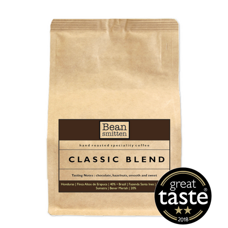 FREE UK Delivery On Coffee Orders Of £20 Or More