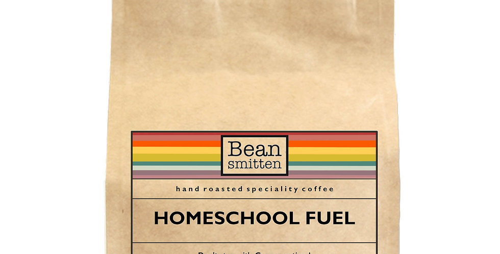 Homeschool Fuel Coffee Beans by Bean Smitten