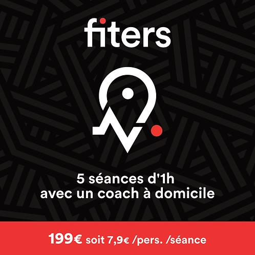 pass Fiters 5 Séances