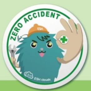 【活動】樹寶安全零災害貼紙索取