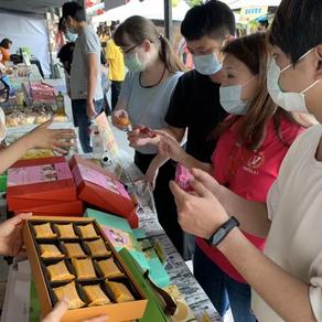 【新聞】勞動部真心愛市集 百種超值優惠民眾開心購