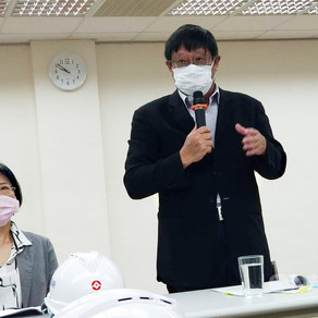 【新聞】推廢棄物燃料化 張子敬盼朝業者自廠處理方向