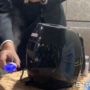 【新聞】油煙濃度暴增1525倍! 套房使用氣炸鍋「堪比油鍋煎香腸」