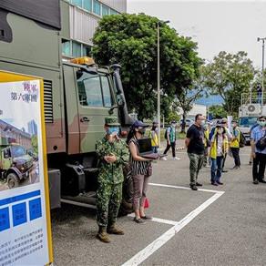 【新聞】核安26號演習 國軍展專業災防能量