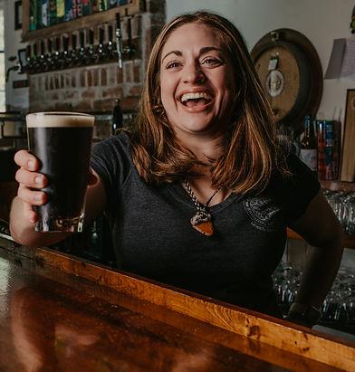 McAllister Brewery Bar