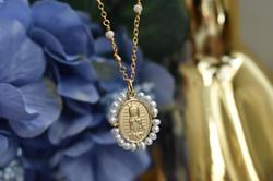 Medalla Virgencita Guadalupe