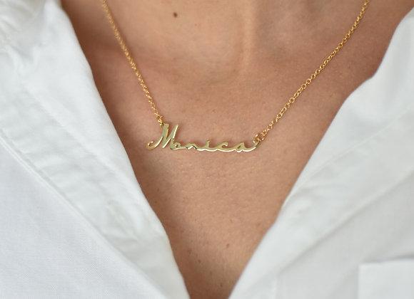 Collar Nombre Personalizado