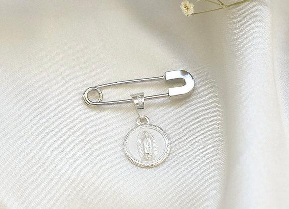 Medalla Virgen Guadalupe segurito