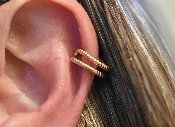 Ear Cuff Doble