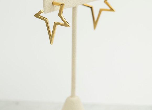 Arracadas Estrella