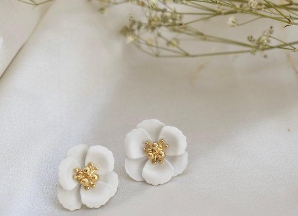 Aretes Flor