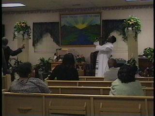 Apostle in Min - BT Revival