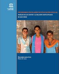 ONU PROGRAMAS ESCOLARES DE EDUCACIÓN SEXUAL COSTOS Y EFECTOS.JPG