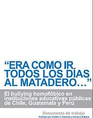 Unesco bullyng homofobico en Chile guatemala y peru.JPG