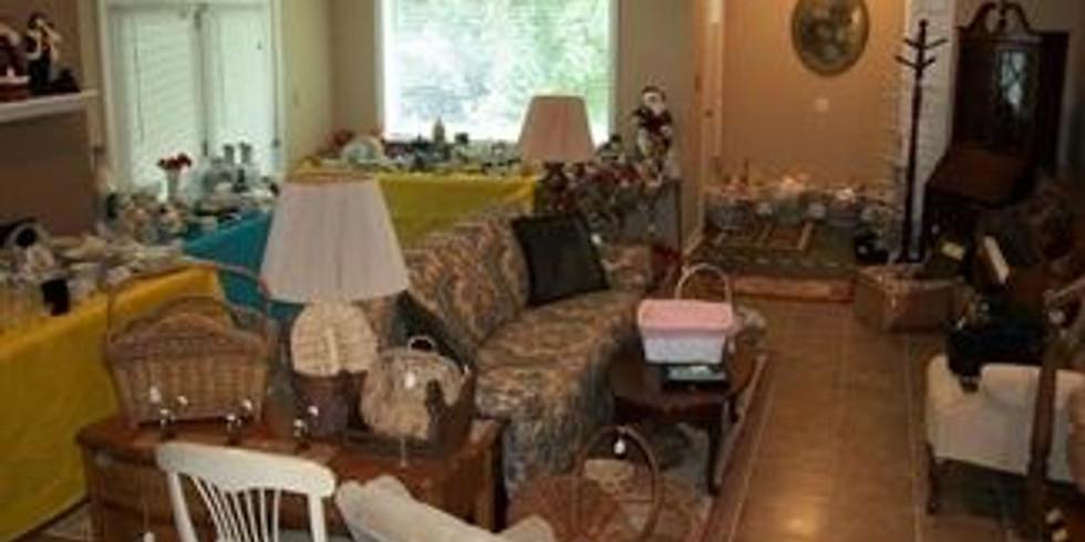 Oak Ridge Estate Sale with Antiques and Vintage