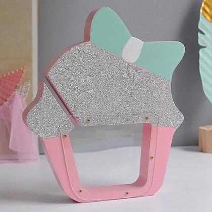 Piggy Bank - Cupcake