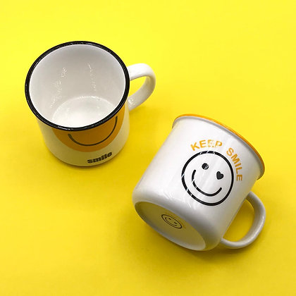 Coffee Mug - Happy