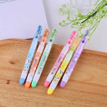 Highlighter Stamp - Set of 6