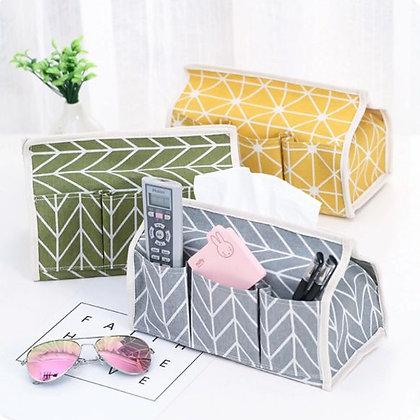 Tissue Box Organizer