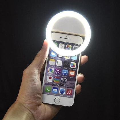 Selfie Ring Light - Black