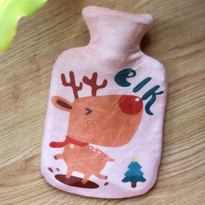 Velvet Hot Water Bags - Elk