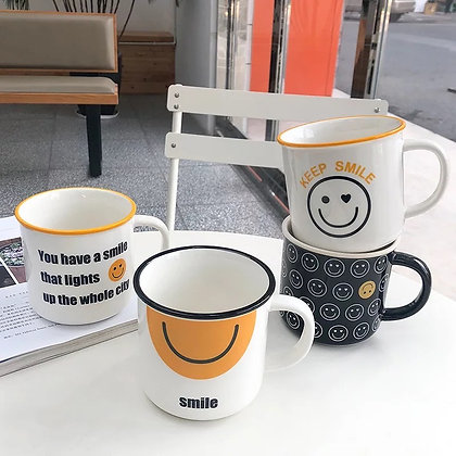 Coffee Mug - Smile