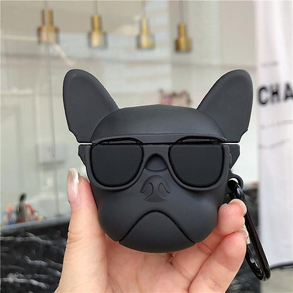 AirPods Pro Case - French Bulldog - Black