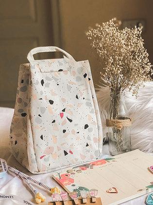 Insulated Lunch Bag - Confetti