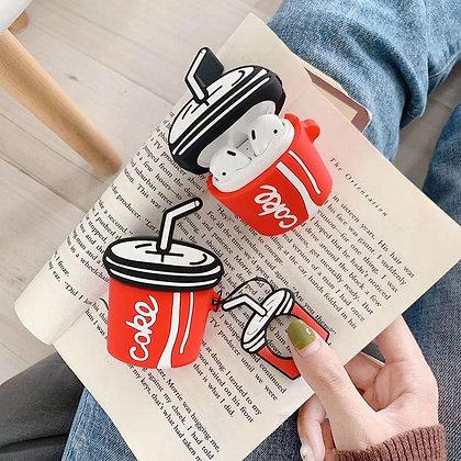 AirPods Case - Coke