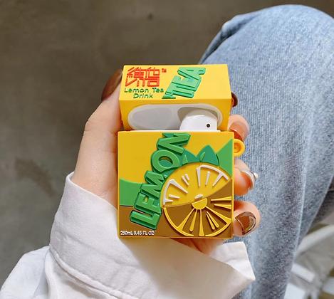 AirPods Case - Lemon Ice Tea