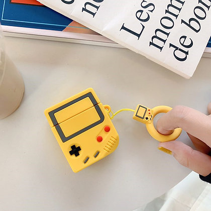 AirPods Case - Video Game - Yellow