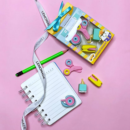 Erasers - Stationery