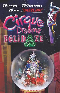 CIRQUE DREAMS HOLIDAZE