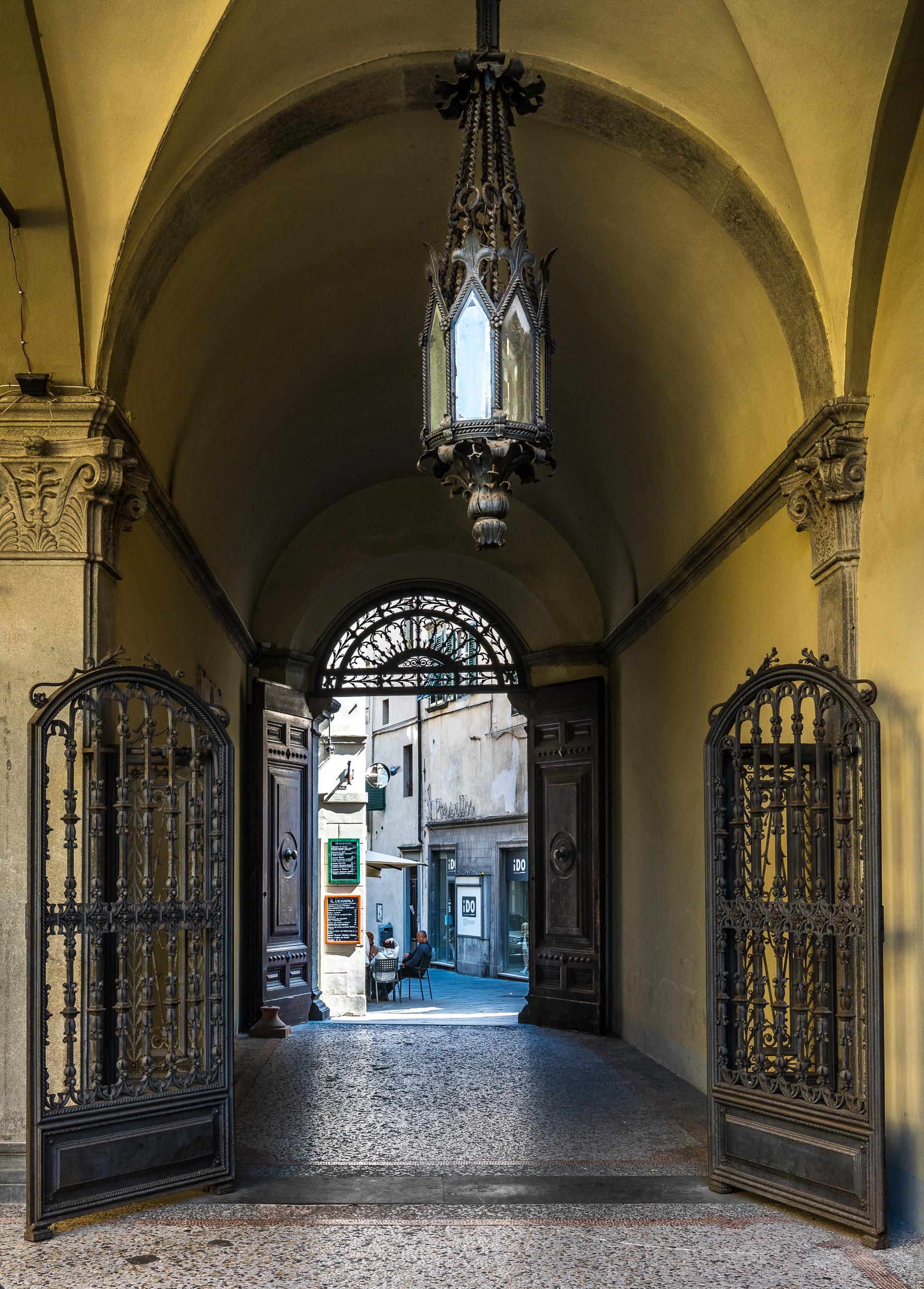Lucca, Toskana