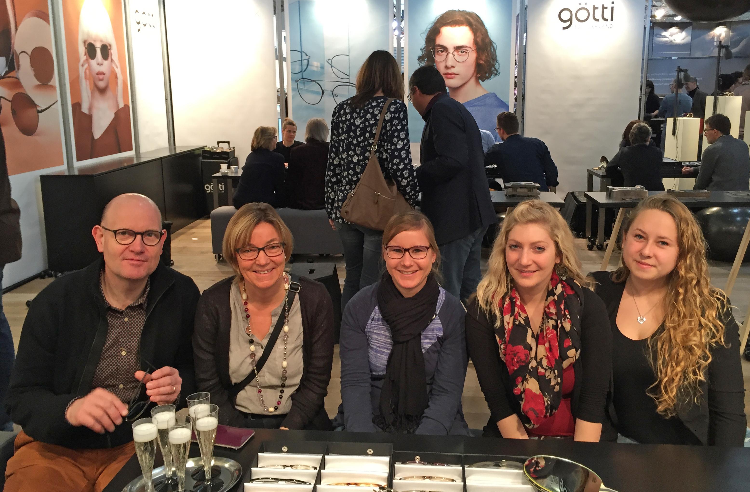 2016 Messe Opti München