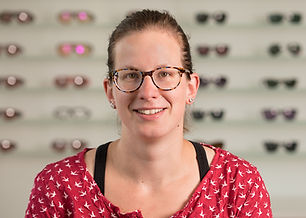 Nadja Stössel-Stuber Augenoptikerin
