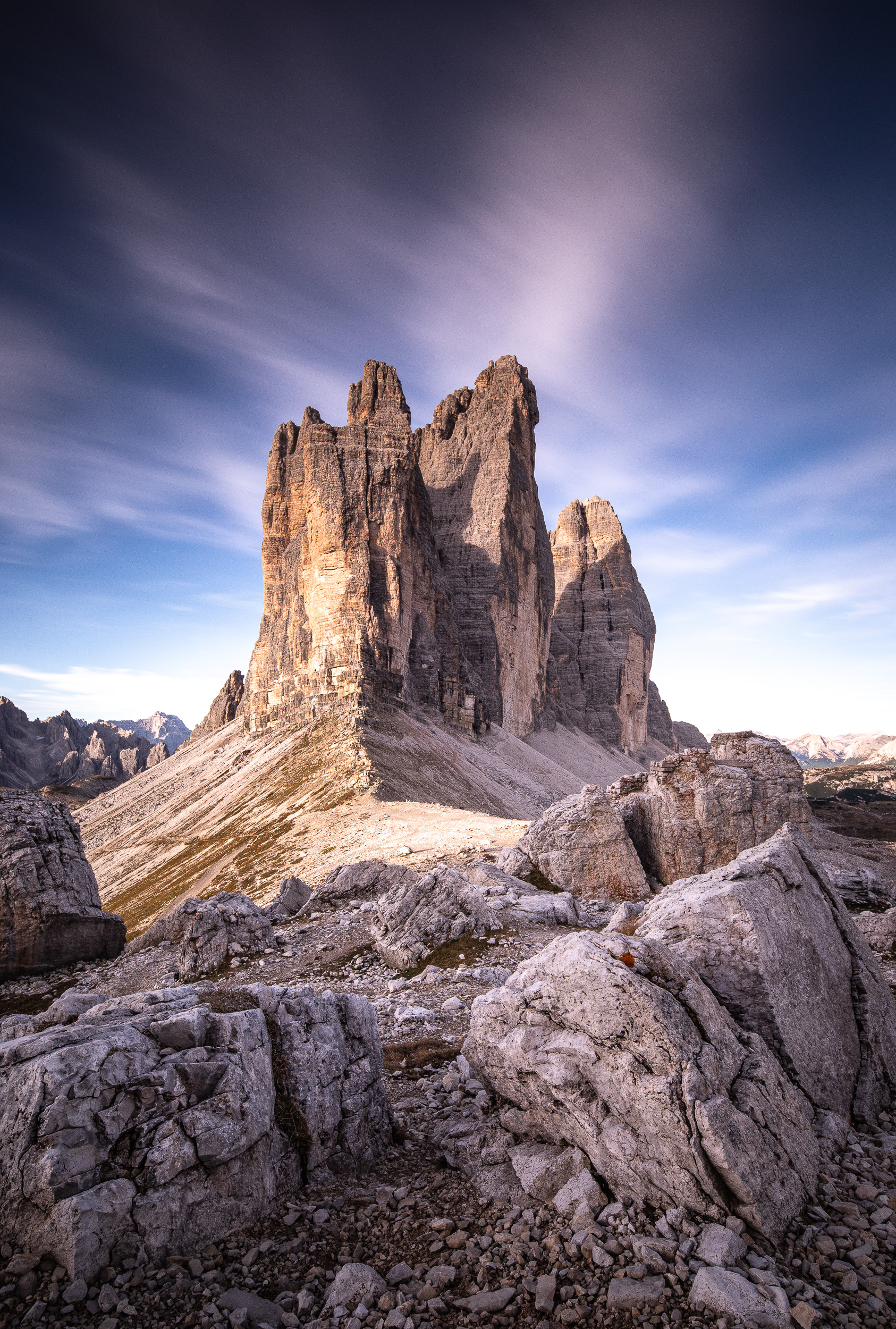 Drei Zinnen, Dolomiten