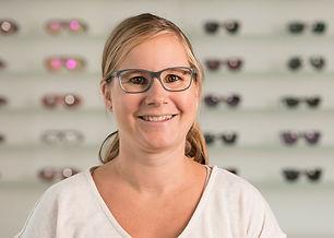 Julia Ziltener Augenoptikerin