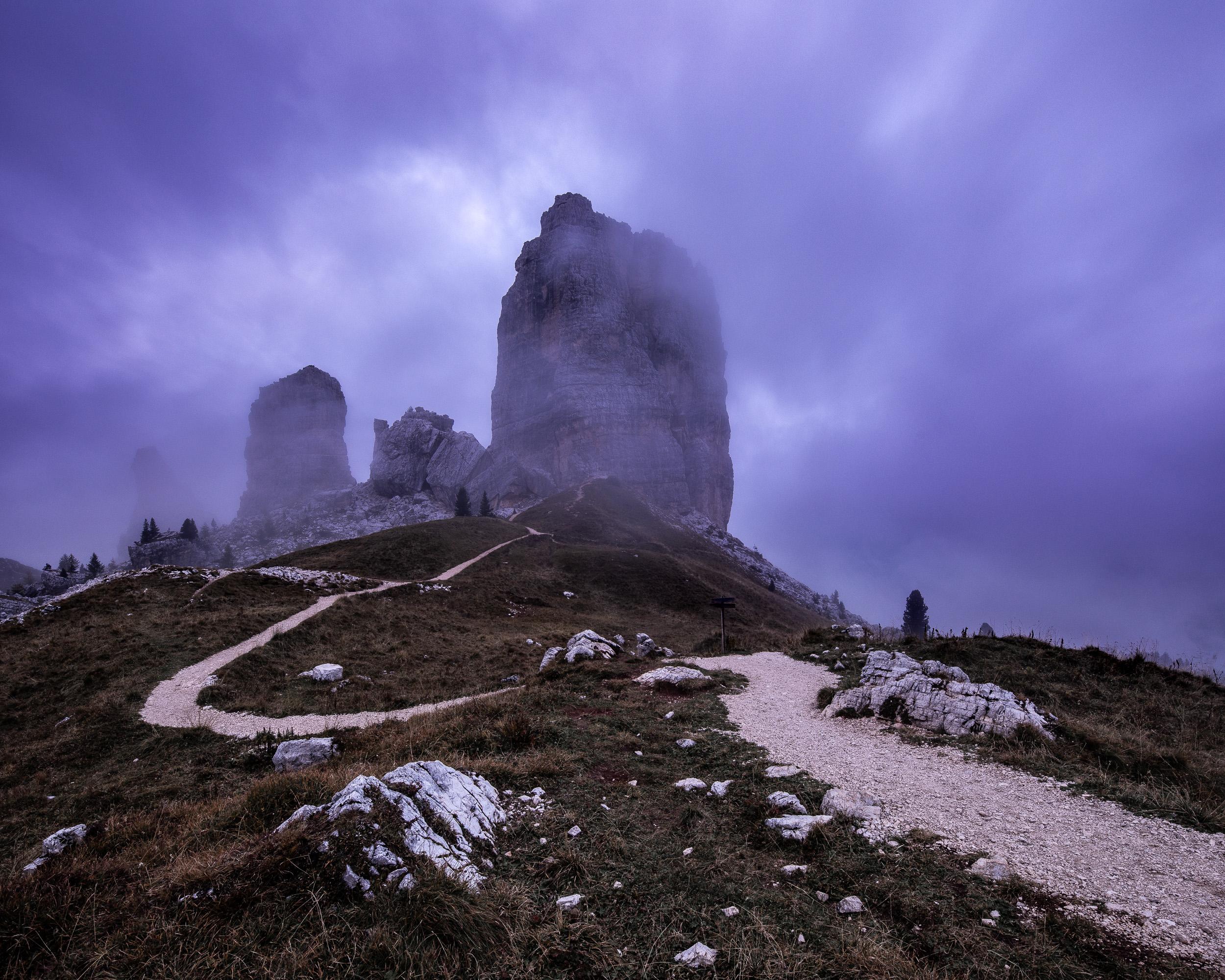 Cinque Torri, Dolomiten