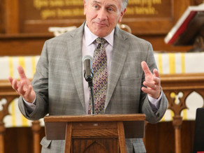 Remarks to Rural Pastors from Kent Henning, President of Grand View University