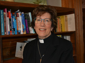 Happiness Can Be....A Rural Call! by Rev. Margaret Yackel-Juleen