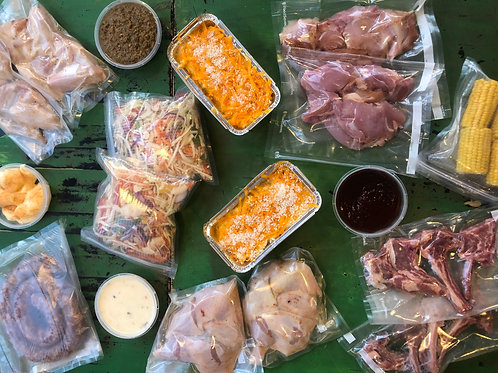 Cook With Esmie: BBQ BOX